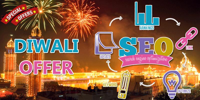 Diwali Offer On SEO Service